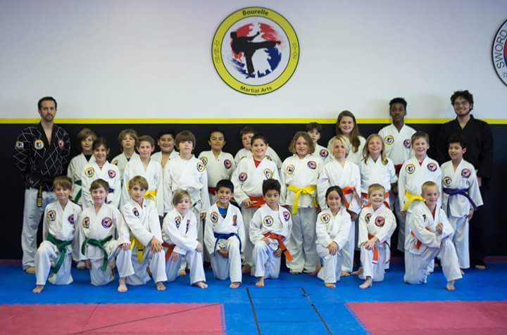 After-School Martial Arts Program